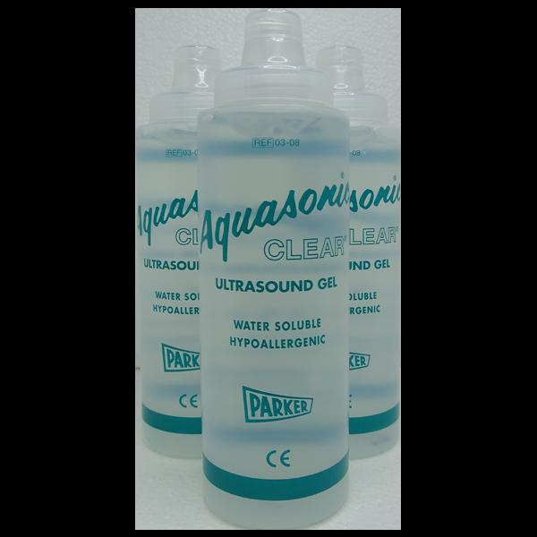 ultraschallgel aquasonic clear