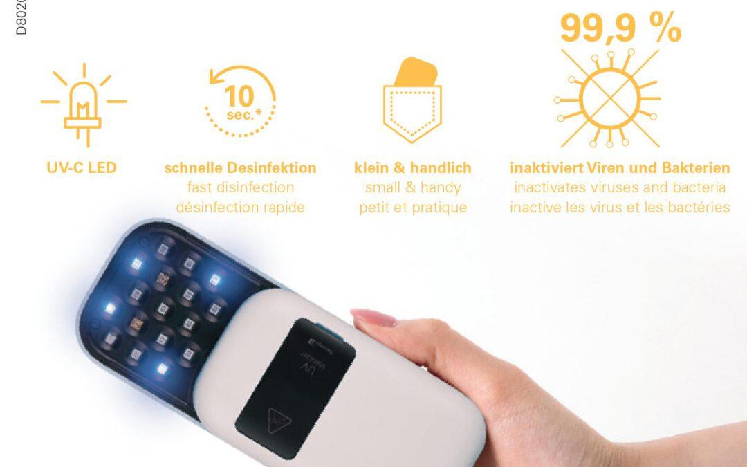UV Sterilizer – Schutz vor Viren und Bakterien